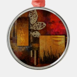 Rift Metal Ornament