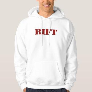 RIFT red sweatshirt