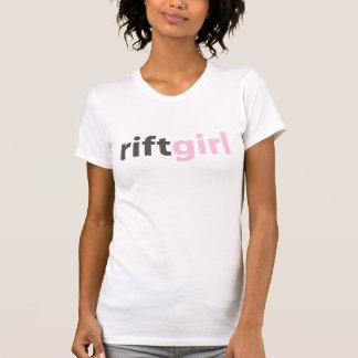 RIFTgirl  pink T-Shirt