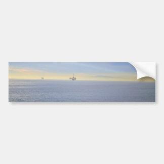 Rig At A Distance Bumper Sticker