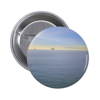 Rig At A Distance Pinback Button