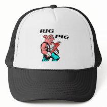 Rig Pig Trucker Hat