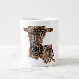 RIG UP CAMO Oilfield Giant Coffee Mug