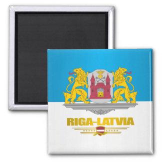 Riga 2 Inch Square Magnet