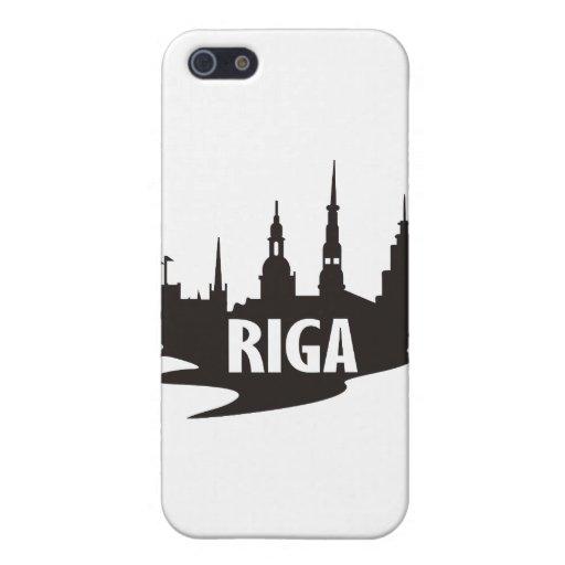 Riga iPhone 5 Carcasa