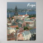 Riga, Latvia Poster