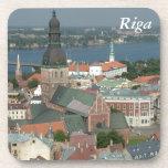 Riga, Letonia Posavasos De Bebidas