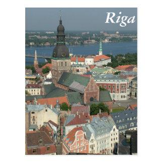 Riga, Letonia Postal