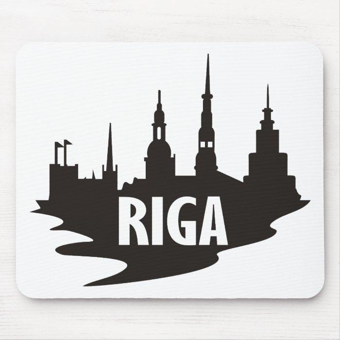 Riga Mouse Pad
