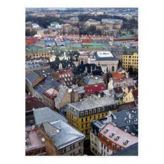 Riga Postcard