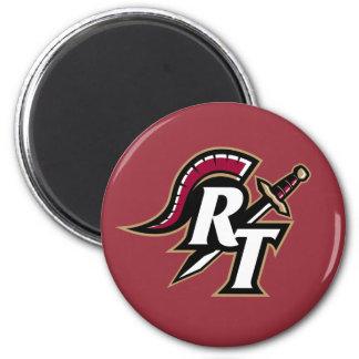 Rigby Trojans 2 Inch Round Magnet