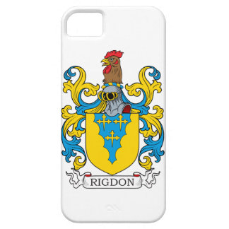 Rigdon Family Crest Cover For iPhone 5/5S