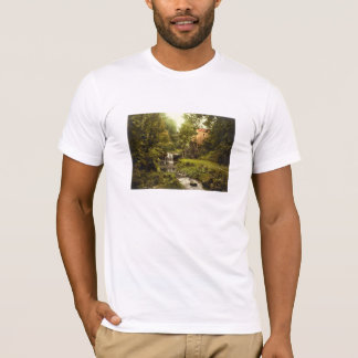 Rigg Mill, near Whitby, Yorkshire, England T-Shirt