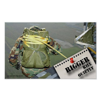 Rigger kill quietly posters