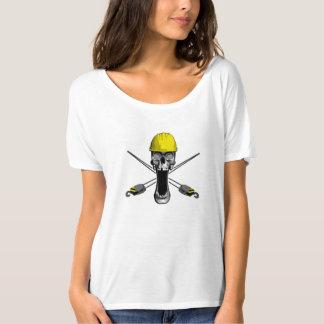 Rigger Skull T-Shirt