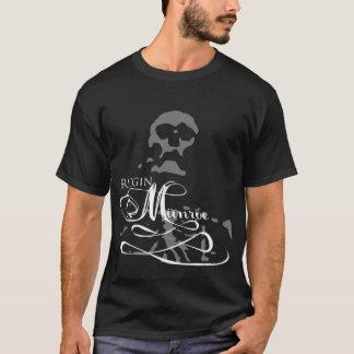 Riggin Münröe - basic dark T-Shirt