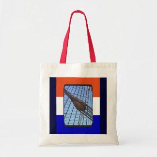 Rigging with block and tackle, VOC Batavia Tote Bag