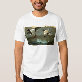Right and Left by Winslow Homer Shirt