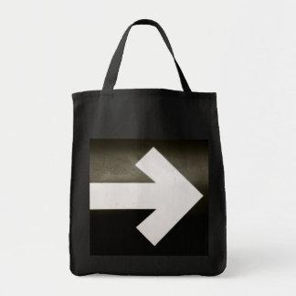 Right Arrow Bags
