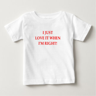 RIGHT BABY T-Shirt