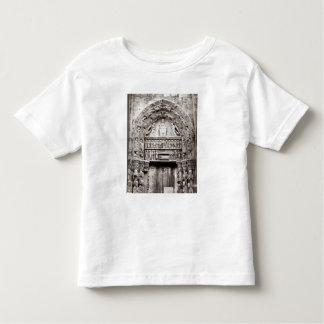 Right bay of the Royal Portal, mid-12th century Toddler T-shirt