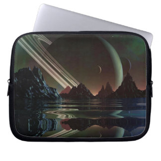 Right Before Dawn Laptop Sleeve