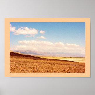 Right Desert View Print