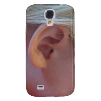 Right ear Invisble blone Iphone 3G 3GS case