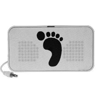 Right Footprint Speaker System