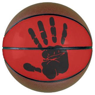 Right Hand Basketball