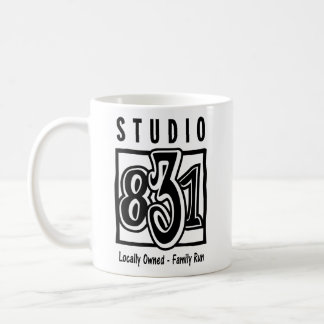 Right Handed Studio 831 mug
