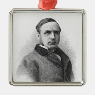 Right Honourable John Morley Metal Ornament