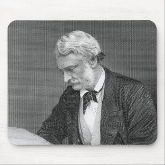 Right Honourable Lord John Manners Mouse Pads