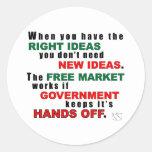 Right Ideas Sticker