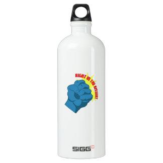 Right in the Kisser SIGG Traveler 1.0L Water Bottle