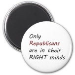 Right Mind Magnet
