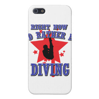 Right now I'd rather be diving iPhone 5 Cases