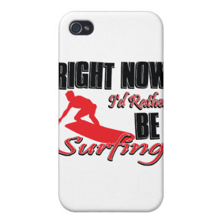 Right now I'd rather be surfing iPhone 4/4S Covers