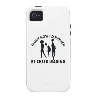 Right now I'd rather Cheerleading gift items Case-Mate iPhone 4 Cover