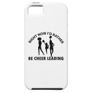 Right now I'd rather Cheerleading gift items iPhone 5 Cases