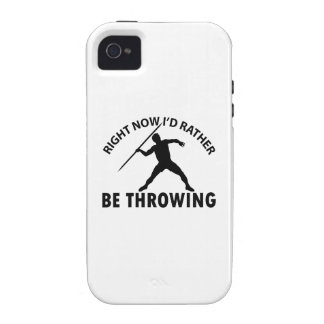 Right now I'd rather Javelin throw gift items Case For The iPhone 4