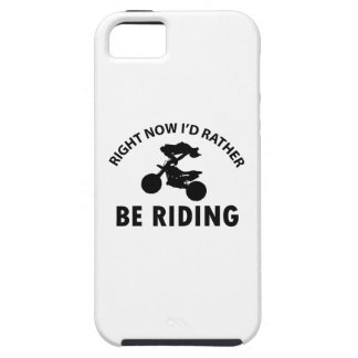 Right now I'd rather Riding gift items iPhone 5 Cases