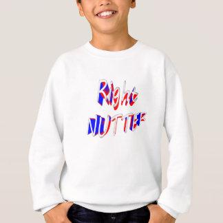 right nutter sweatshirt