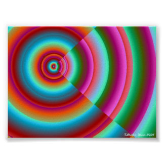 Right on Target Poster