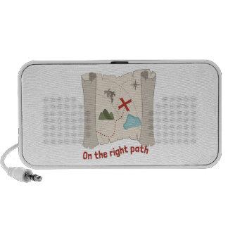 Right Path Laptop Speaker