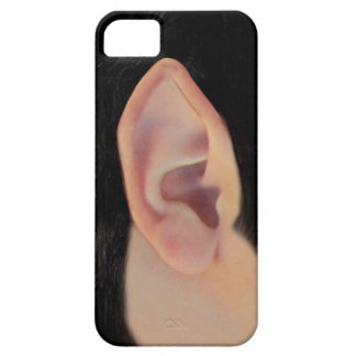 Right Pointy Ear iPhone SE/5/5s Case