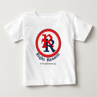 Right Reason logo T-shirts