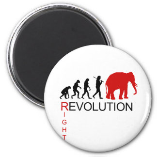 RIGHT REVOLUTION FRIDGE MAGNETS