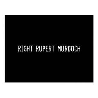 right rupert murdoch postcard