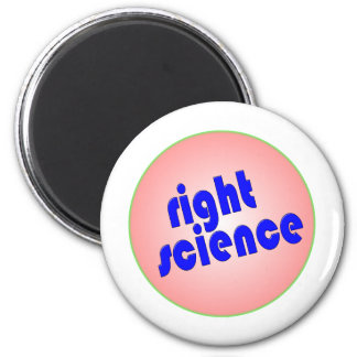 right science 2 inch round magnet